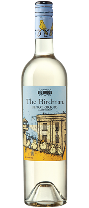 The Birdman Bottle