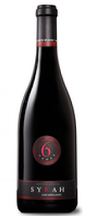 Michael David Winery 6th Sense 2014 Syrah Bottle
