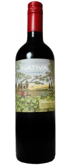 Nativa  Cabernet Sauvignon Bottle