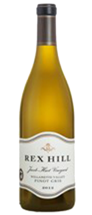 REX HILL Jacob-Hart Vineyard Pinot Gris Bottle