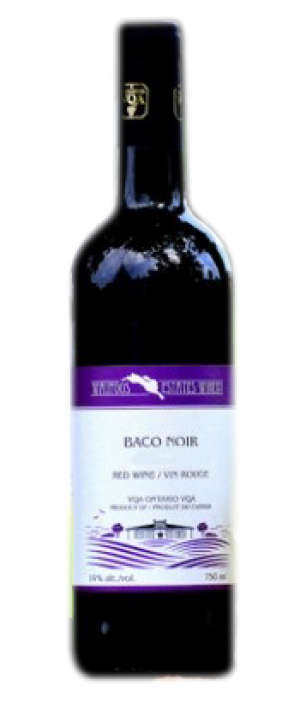 Waupoos Estates Winery 2016 Baco Noir | Red Wine