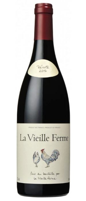 La Vieille Ferme 2014 Bottle
