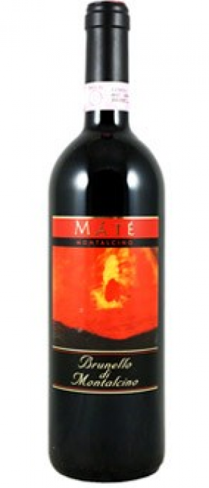 Mate Brunello di Montalcino DOCG 2009 Bottle