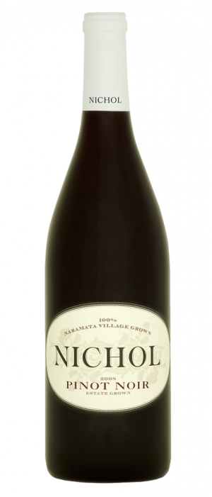 Nichol Vineyard 2015 Pinot Noir Bottle