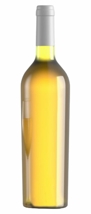 Late Harvest Riesling Dessert Wine Bottle
