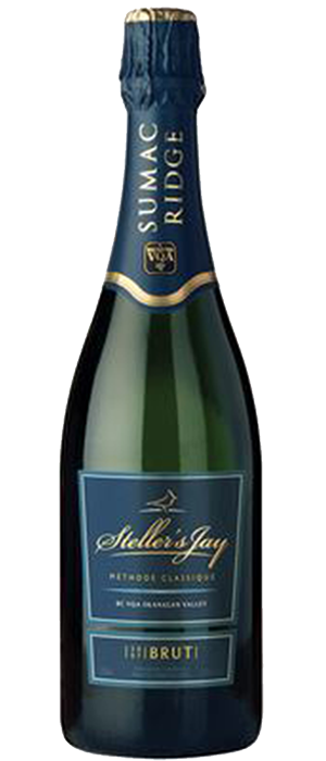 Steller's Jay Brut Bottle