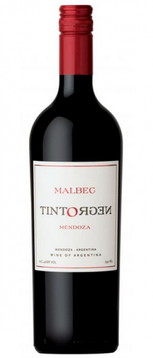 TintoNegro Malbec Bottle