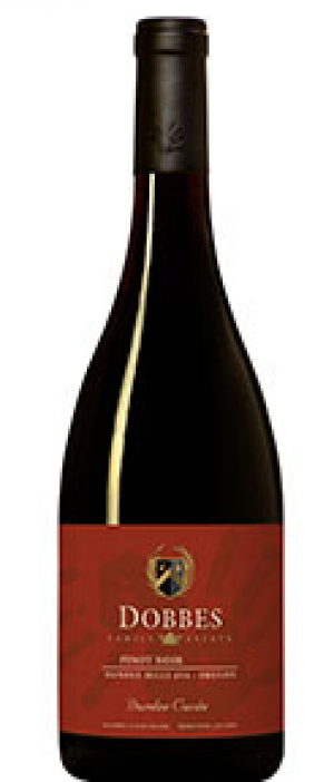Dobbes Family Estate Cuvée Noir 2004 Pinot Noir Bottle