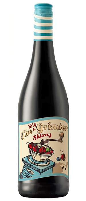 The 2014 Grinder Shiraz | Red Wine