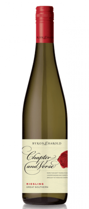 Chapter & Verse 2017 Riesling   White Wine