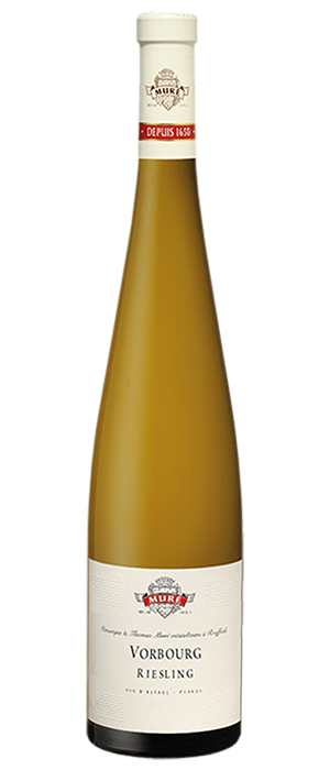 Vorbourg Riesling Bottle
