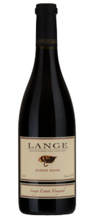 Lange Estate Winery and Vineyards Lange Estate Vineyard 2012 Pinot Noir Bottle