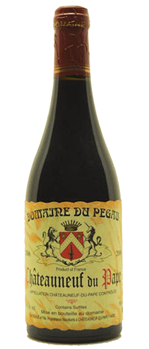 Domaine du Pégau 2008 Grenache | Red Wine