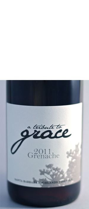 A Tribute to Grace Wine Company 2011 Grenache | Red Wine