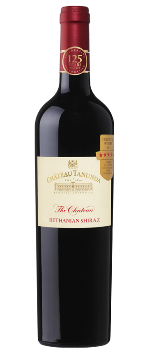 Chateau Tanunda 2015 'The Château' Bethanian Shiraz Bottle