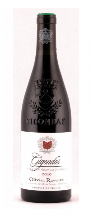 Gigondas Rouge Bottle