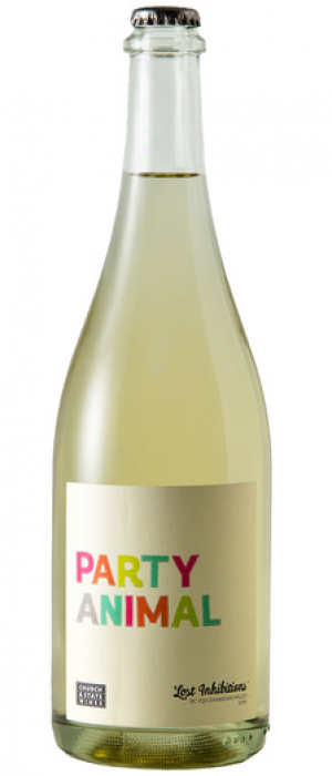 Church & State Wines 2016 Lost Inhibitions Sparkling White | White Wine
