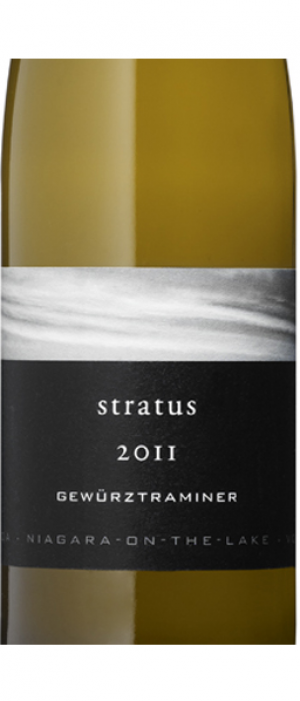 Stratus Vineyards 2011 Gewürztraminer Bottle