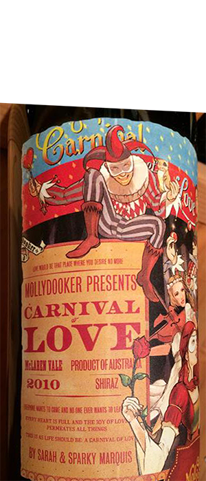 Carnival of Love Bottle