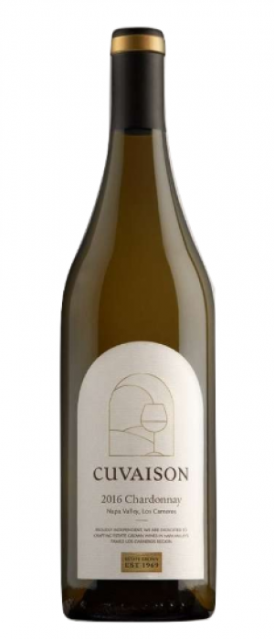 Cuvaison 2016 Estate Chardonnay | White Wine