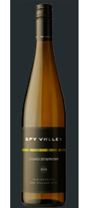 Spy Valley Wines 2013 Gewürztraminer Bottle