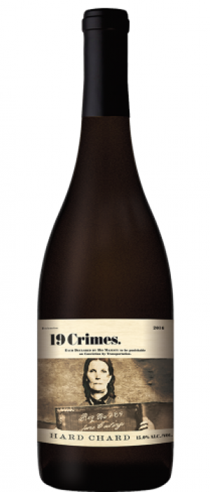 19 Crimes Hard Chard 2016 Bottle