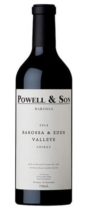 Powell & Son Barossa and Eden Valleys Shiraz | Red Wine
