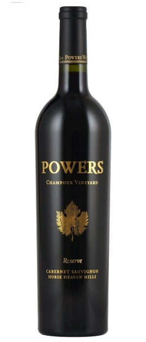 Powers Winery Reserve Champoux Vineyard 2012 Cabernet Sauvignon  | Red Wine