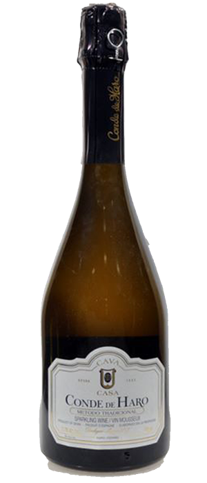 Cava Conde de Haro Bottle