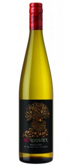 Red Rooster 2016 Riesling Bottle
