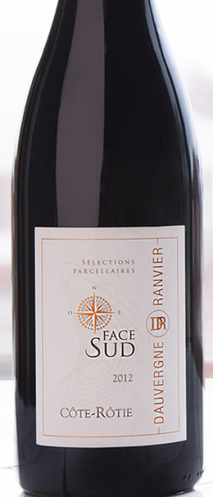 Dauvergne Ranvier Face Sud Rhone Valley Shiraz Blend | Red Wine