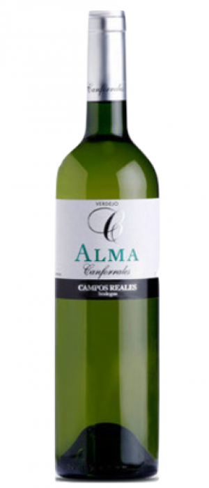 Campos Reales 2012 Canforrales Alma | White Wine