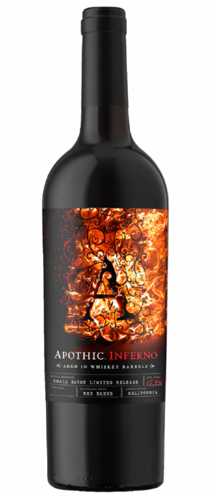 Apothic Inferno California Bottle