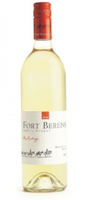 Fort Berens Estate Winery 2016 Dry Riesling | White Wine