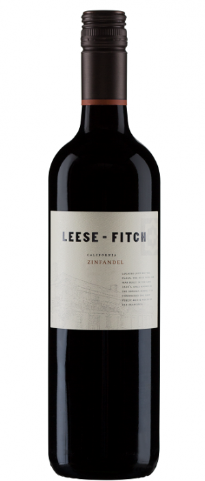 Leese-Fitch 2014 Zinfandel California Bottle