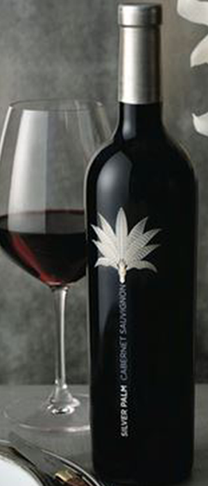 Silver Palm 2009 Cabernet Sauvignon Bottle