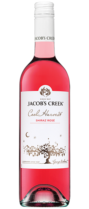 Cool Harvest™ Shiraz Rosé Bottle