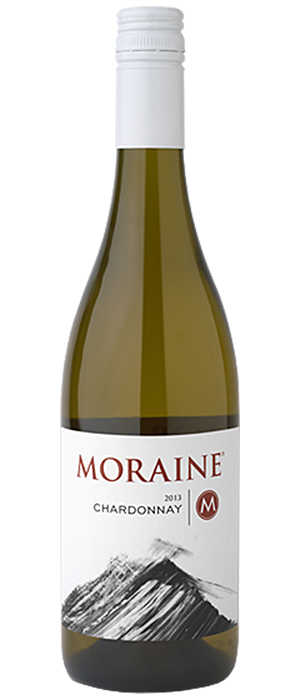 Moraine Estate Winery 2013 Chardonnay Bottle