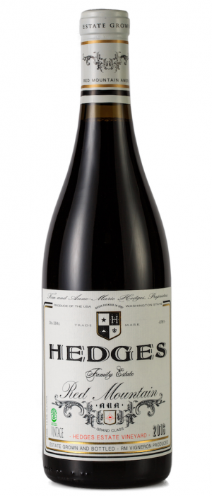 Hedges Family Estate Red Mountain Syrah 2016 | Red Wine