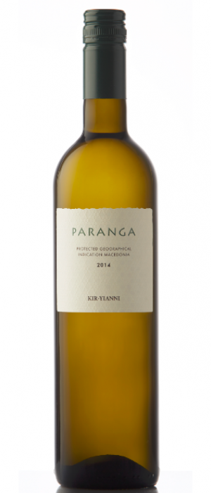 Kir-Yianni Paranga 2015 White Bottle