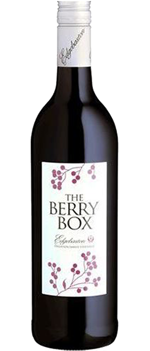 The Berry Box Red Bottle