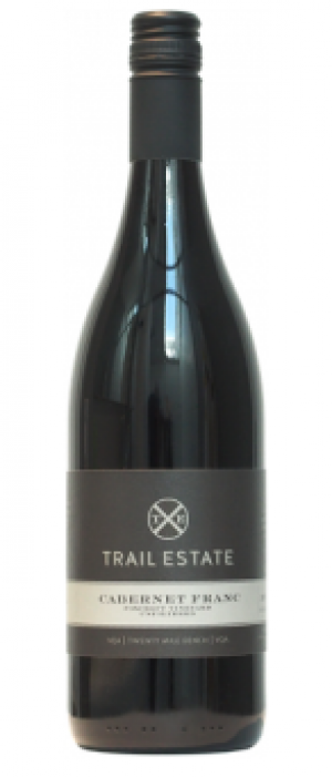 Trail Estate Winery 2015 Cabernet Franc | Red Wine