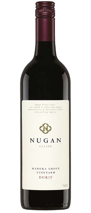 Nugan Estate 2008 Petite Sirah Bottle