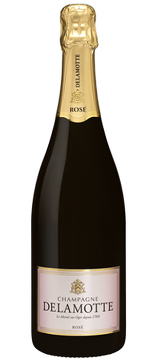 Champagne Salon Delamotte 2013 Pinot Noir Bottle