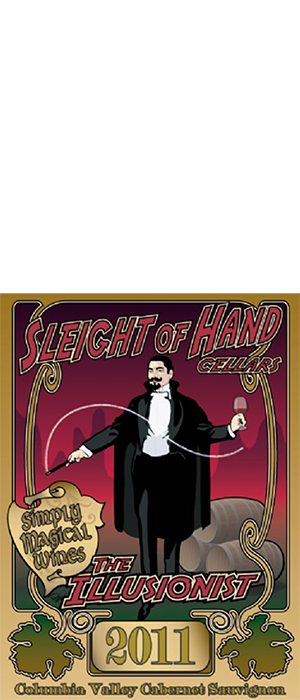 Sleight of Hand Cellars The Illusionist 2008 Bottle