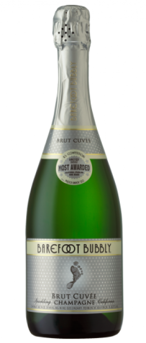 Barefoot Bubbly Brut Cuvée | White Wine