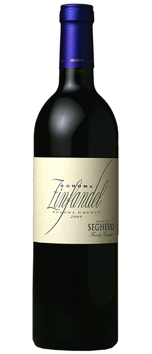 Seghesio Family Vineyards 2010 Zinfandel | Red Wine