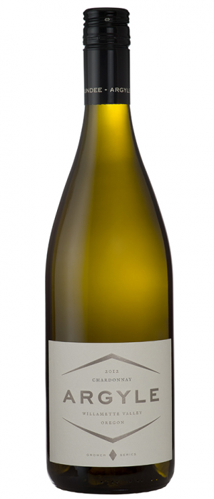 Argyle Winery 2012 Chardonnay Bottle
