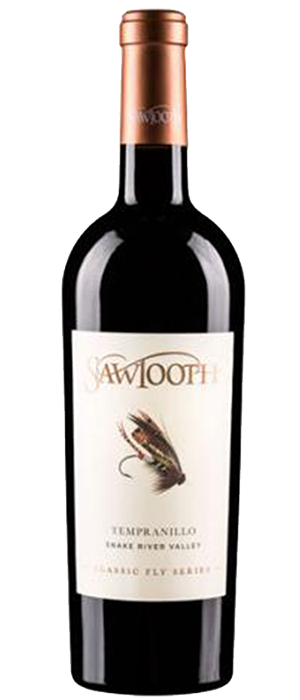 Sawtooth 2012 Classic Fly Series Tempranillo | Red Wine