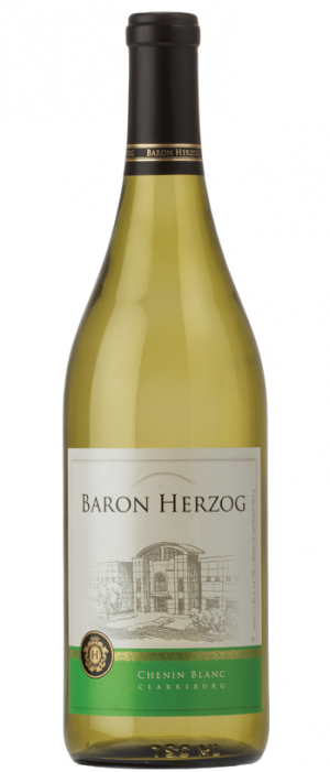 Herzog Wine Cellars Baron Herzog 2015 Chenin Blanc Bottle